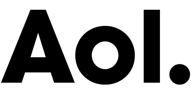 Image result for aol logo